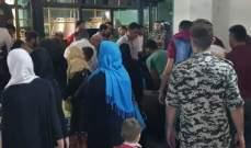 النشرة: عودة نازحين من مدينة صيدا إلى بلدهم سوريا