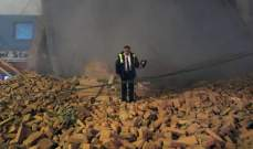 انهيار دار سينما بمحافظة توكومان الأرجنتينية