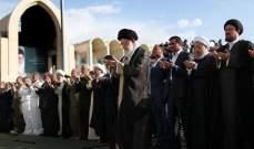 خامنئي: المؤامرة القادمة هي ممارسة الضغوط الاقتصادية ضد الشعب الايراني