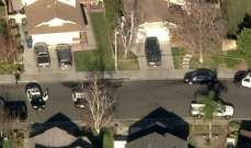 الشرطة الأميركية: العثور على 4 جثث عليها آثار الرصاص في كاليفورنيا