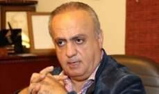 """وهاب: """"آل فرنجية"""" يبقى عنوانا للعروبة والوطنية والشهامة والوفاء"""