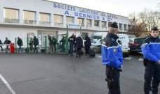 """شرطة فرنسا فتشت مواقع لشركة """"لاكتاليكس"""" بعض تبيان تلوث بعض منتجاتها"""