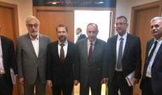كرامي: مبروك لطرابلس ولمرفأ طرابلس الموافقة على توسعته