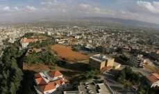 النشرة: أصوات انفجارات في سوريا تسمع في قرى البقاع الاوسط