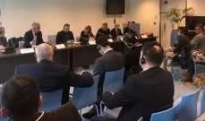 انتهاء تقديم المرافعات الختامية بالمحكمة الخاصة بلبنان:القضاة ينصرفون للمداولة واصدار الحكم