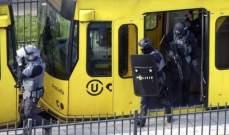 النيابة الهولندية: رسالة بسيارة مطلق النار في أوتريخت رجحت دافع الإرهاب