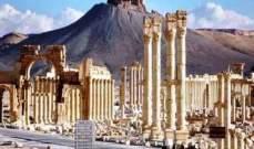 البدء بمشروع إعادة إنارة أحياء تدمر والشارع الرئيسي بالمنطقة الأثرية