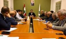 نديم الجميل: سأخوض الإنتخابات بناء على الثوابت التي تؤمن سيادة لبنان