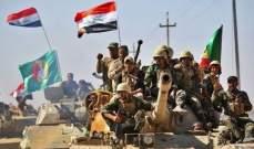 الحشد الشعبي: نجاح العملية العسكرية المشتركة مع الجيش السوري على الحدود