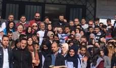 أحمد الحريري:لا نخاف إلا من ربنا والحريري أنقذ البلد ولم يقم بشيء لمصلحته