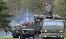 الشرطة العسكرية الروسية تؤمن عودة قافلة إنسانية من مخيم الركبان