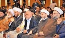 جبري: وحدة الشعبين العراقي والسوري أحبطت مخططات التقسيم