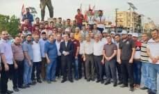 رئيس بلدية ببنين-العبدة: لا مكان بيننا لا للارهاب ولا للارهابيين
