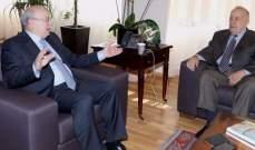 خوري: مجلس الوزراء سينعقد خلال الـ48 ساعة المقبلة من أجل إحياء التسوية