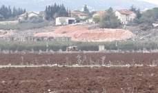 النشرة: دورية اسرائيلية تتفقد أجهزة المراقبة على السياج الحدودي