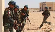 مقتل 3 مسلحين وإصابة مجندين اثنين خلال مداهمات في وسط سيناء