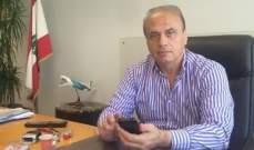 مدير عام الطيران المدني:حركة الاقلاع والهبوط بمطار بيروت الدولي طبيعية