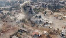 الدفاع الروسية: 6 انتهاكات لنظام وقف إطلاق النار في اللاذقية وحماة