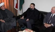 أحمد الحريري: على القوى السياسية أن تعي خطورة المرحلة وأن تراعي أوجاع الناس