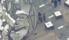 إصابة شرطي أميركي باطلاق نار في مركز تومبسون في شيكاغو