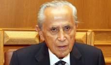 كتلة التنمية والتحرير وشخصيات سياسية نعوا النائب عبد اللطيف الزين
