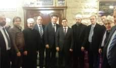 محافظ جبل لبنان:اللمسات الاخيرة وضعت على قانون اللامركزية الادارية