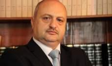 زخور يناشد الاسمر دعوة النواب للتوقيع على مشروع قانون الايجارات التعديلي