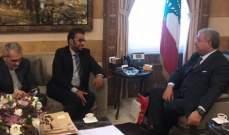 المشنوق: لبنان حقّق إنجازات مميّزة بفضل يقظة الأجهزة الأمنية