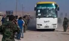 وصول 6 عناصر من حزب الله إلى مقام السيدة زينب بعد حصار 3 سنوات في كفريا والفوعة