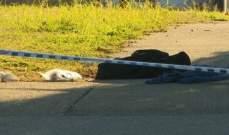 طعن ضابط شرطة أسترالي بعدة طعنات في الرقبة