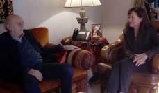 جنبلاط عرض مع ريتشارد للتطورات السياسية في لبنان والمنطقة