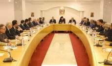 مصادر الأخبار:نريد الغاء النزاعات السياسية داخل المجلس الأعلى للروم