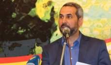 ايهاب حمادة: حل الازمات المالية يأتي من بوابة محاربة الفساد والهدر