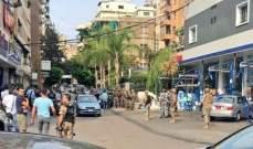 تعرض دورية من مفرزة استقصاء بيروت لاطلاق نار في وطى المصيطبة