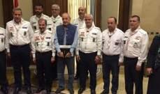 اجتماع للقيادة العامة لكشافة الرسالة الاسلامية برئاسة بري