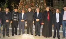 بلدية صربا تقيم احتفالاً بمناسة أعياد الميلاد وعيد البربارة