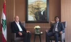 ميقاتي بحث مع سفير باكستان الجديد في العلاقات الثنائية