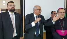 أحمد الحريري: لفتح الأبواب للوصول إلى حكومة في نهاية المطاف
