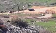 25 جنديا إسرائيليا تجاوزوا السياج التقني في ميس الجبل دون خرق الخط الأزرق