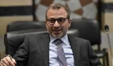 نائب قواتي للأخبار: قرار بوقف تمدد باسيل وعدم السماح له بأن يتوسّع