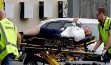 سلطات نيوزيلندا: 30 من جرحى الهجوم الإرهابي في المستشفى