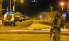 وسائل إعلام إسرائيلية: إصابة 6 إسرائيليين بإطلاق نار قرب مستوطنة عوفر