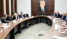 """""""المستقبل"""" أعلنت رفض الاعتراف بأي أعراف جديدة: اللبنانيون يريدون حكومة تعالج قضاياهم"""