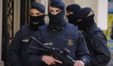 الشرطة الإسبانية ألقت القبض على أعضاء عصابة إيطالية كانوا ينقلون مخدرات إلى إيطاليا