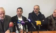 المقداد: بعض الجهات تعاطت مع مستشفى بعلبك وكانه من خارج لبنان