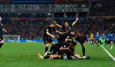 ضربات الجزاء تمنح كرواتيا بطاقة التأهل على حساب روسيا في معركة ضارية