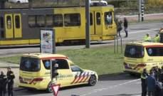 وزارة العدل الهولندية: مطلق النار في أوتريخت له سجل إجرامي