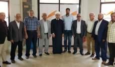 عبدالرزاق:لوضع معيار واحد لتشكيل حكومة وحدة وطنية والتأخير ليس لمصلحة لبنان