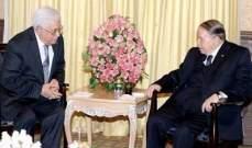 بوتفليقة لعباس: نتابع بقلق التحديات التي تعترض تجسيد دولة فلسطين على أرض الواقع