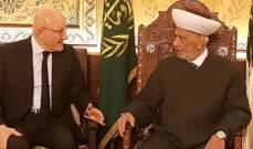 تمام سلام: السجال السياسي المعرقل للعمل يضعف الحكومة ولتعزيز مكانة اللبنانيين
